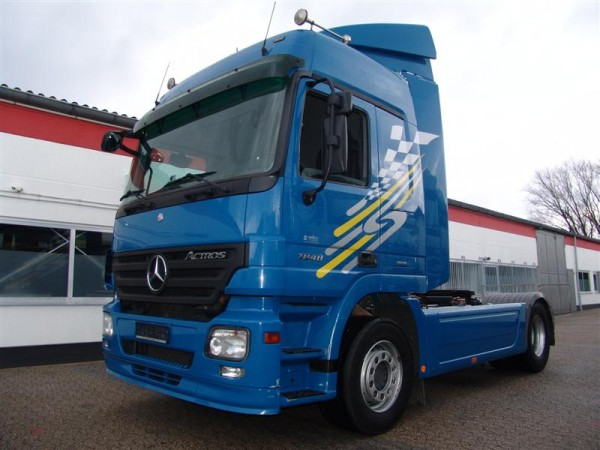 Mercedes-Benz - Actros 1848 MPII Euro5 tractor head