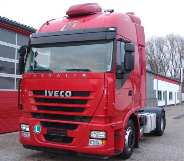 Iveco - Stralis AS 440 S 50 Standklima Retarder Cube