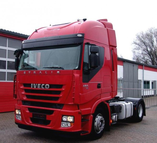 Iveco - Stralis AS 440 S 45 Retarder Cube