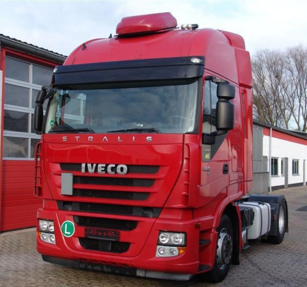 Iveco - Stralis AS 440 S45 Standklima Retarder Cube