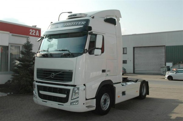 - FH 460 tractor unit Xenon Production 2010 good for Russia