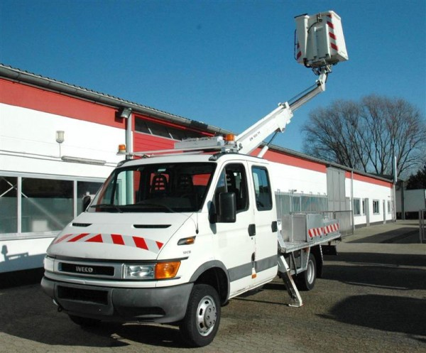 Iveco - Daily 50C13 working platform 11 m High