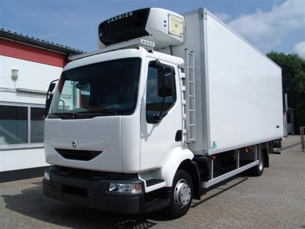 Renault - Midlum 180 dci Refrigeration Box Truck liftgate