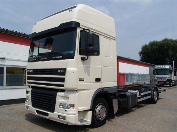 DAF - XF 95.380 Super Space Cab BDF ascensor Euro4