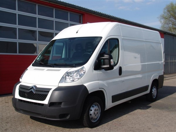 Citroen - Jumper 130 HDI FAP L2H2 Air conditioning 6-speed gearbox