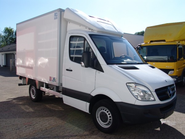 Mercedes-Benz - Sprinter 313cdi  caja de nevera -29°  primera mano manual de mantenimiento