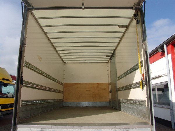 MAN - TGL 8.180 box EURO 4 air conditioning Liftgate first hand