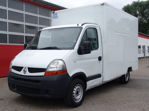 Renault - Master 100dci Isokoffer