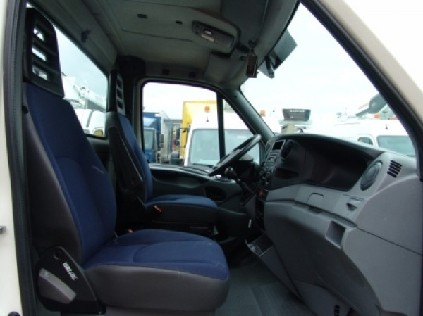 Iveco Daily 35C12 Hubarbeitsbühne  TLE 10,70m neuer TÜV!