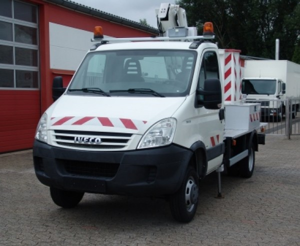 Iveco - Daily 35C12 Hubarbeitsbühne 101 TLE 10,70m 360 Arbeitstunden !