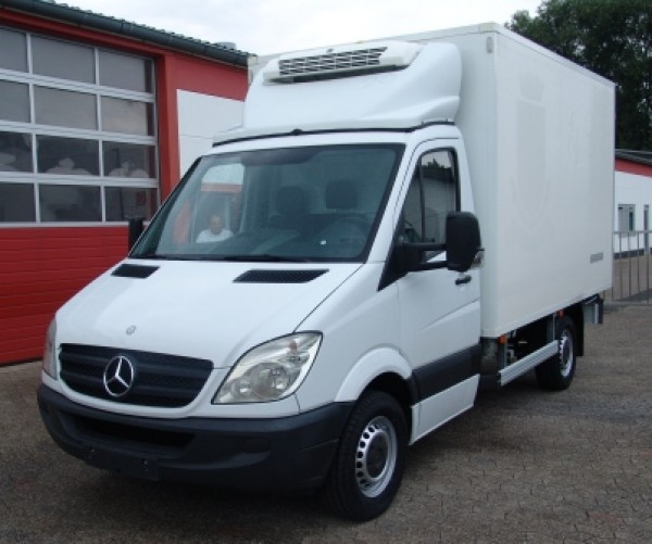 Mercedes-Benz - Sprinter 313Cdi fridge box -20° 900kg payload first hand