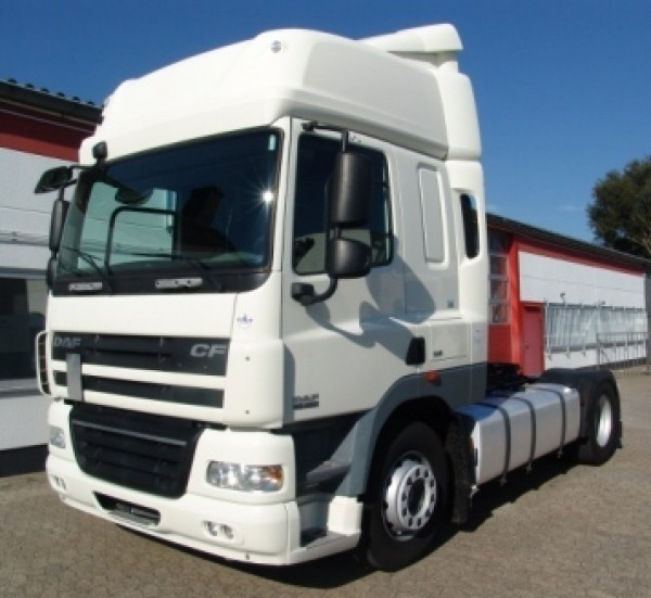 DAF - cf 85.460 SSC first hand EURO5
