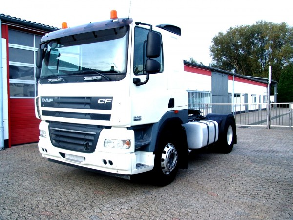 DAF - cf 85.410 First Hand EURO4 Tipphydraulic 200 Bar