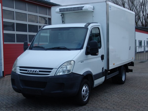 Iveco - Daily 35C12 Tiefkühlkoffer -20°C 1 Hand