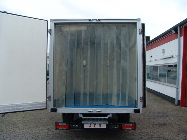 Iveco Daily 35S12 Tiefkühlkoffer Carrier Xarios 600M 2-Zonen 13m3
