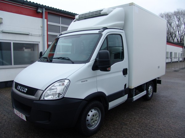 Iveco - Daily 35S13 Refrigeration box truck