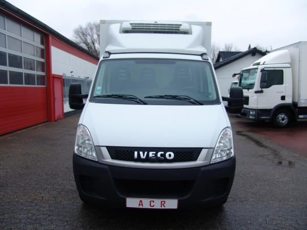 Iveco Daily 35S13 Automatik Tiefkühlkoffer Thermoking V200 -20°C 1.Hand