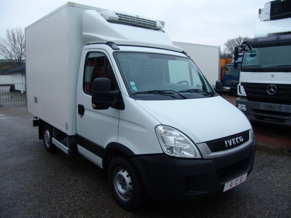 Iveco - Daily 35S13 Tiefkühlkoffer Thermoking V200 1 Hand