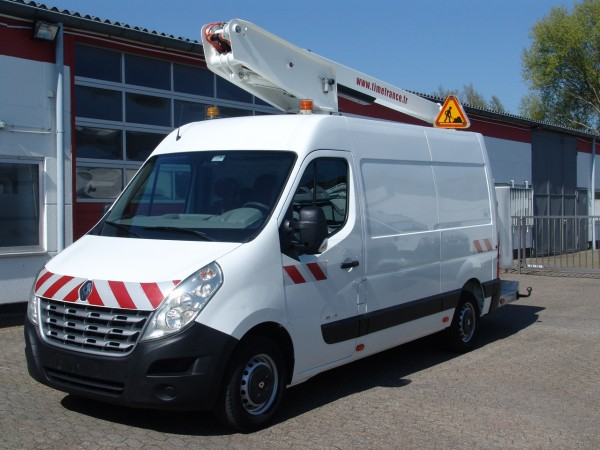 Renault - Master 125dci autocarrata Time France 12m