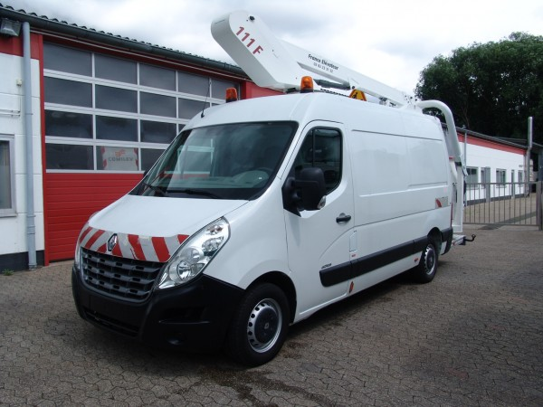 Renault - Master 125dci working lift 11m France Elevateur EURO5