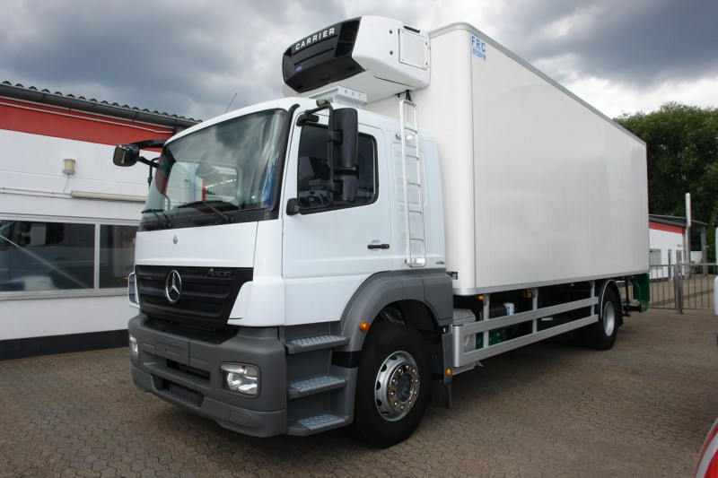 Mercedes-Benz - Axor 1829 fridge box meathanging system EURO5