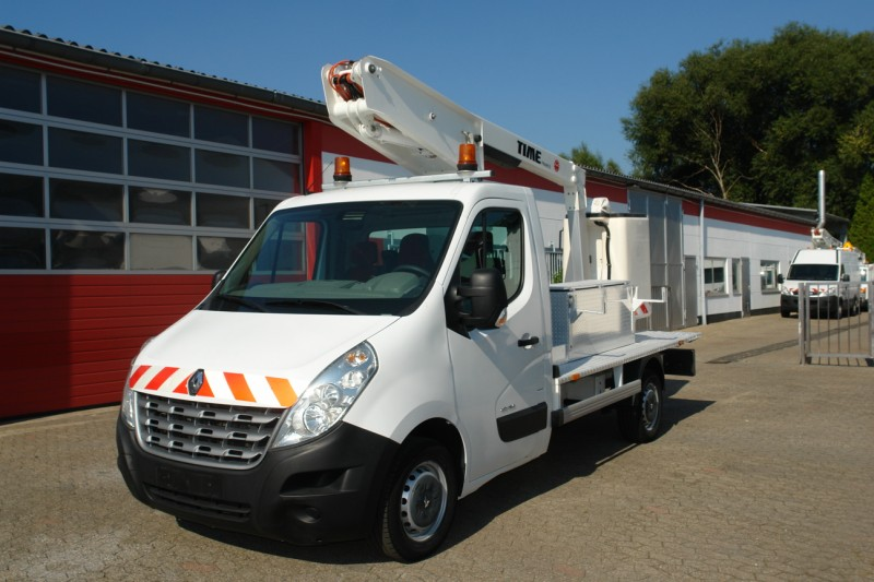 Renault - Master 125dci working lift ET-30-LE 11,30m EURO 5 new TÜV and UVV!