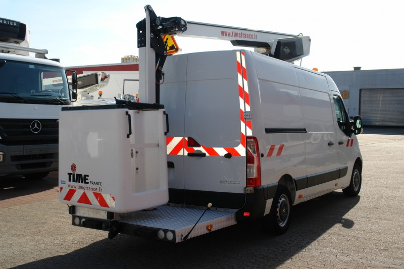 Renault Renault Master 125dci with working lift Versalift ET-38-LF 14,5 m 2 persons basket