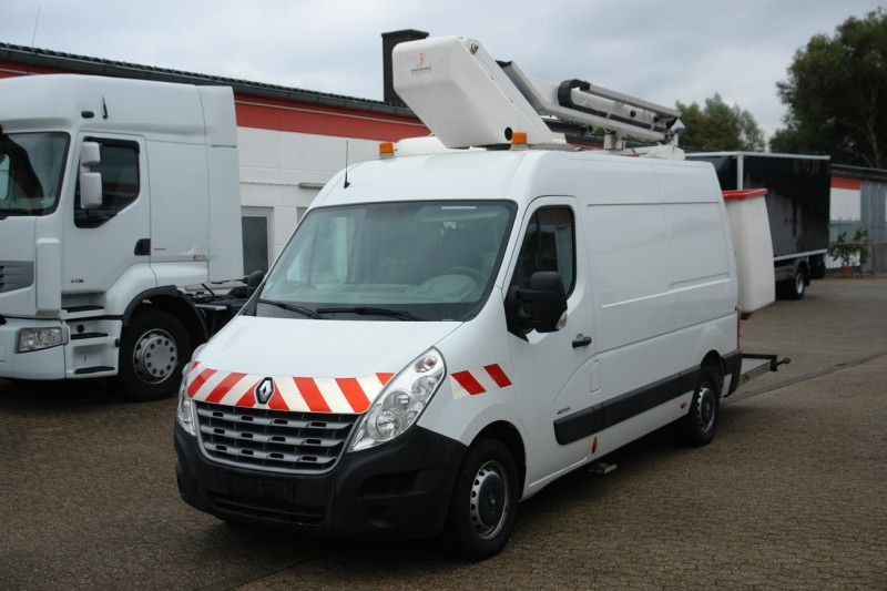 Renault - Master 125dCI platforme autopropulsate 12,5m 122F 2 persoane 270 ore Motor