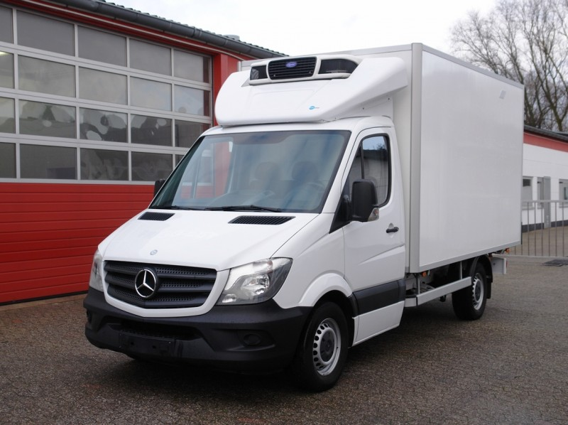 Mercedes-Benz - Sprinter 316Cdi caisse frigorifique Carrier Pulsor 400MT EURO5 visite technique renouvélée