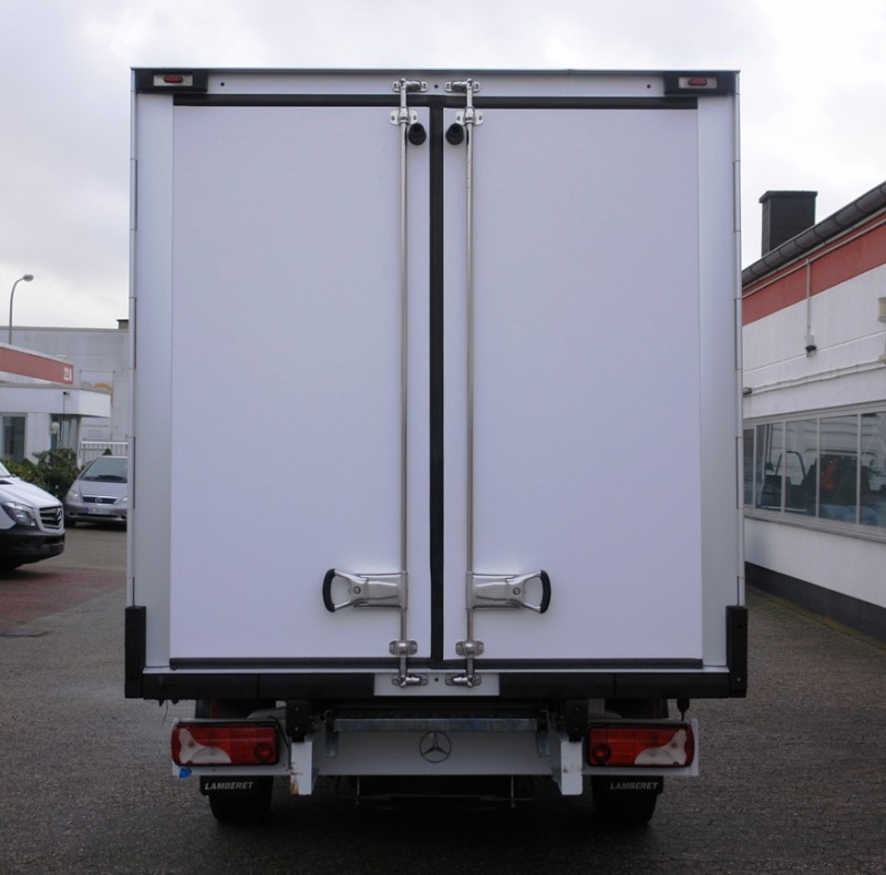 Mercedes-Benz Sprinter 316Cdi fridge box Carrier Pulsor 400MT EURO5 new TÜV!