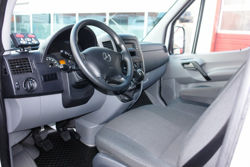 Mercedes-Benz Sprinter 316Cdi caisse frigorifique Carrier Pulsor 400MT EURO5 visite technique renouvélée