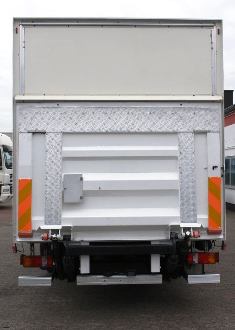Man tgl 10 180 box 7 0 meter manual gearbox airco liftgate t v new