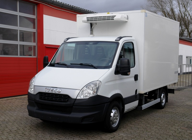 Iveco - Daily 35S13 Tiefkühlkoffer Thermoking V300 MAX EURO5