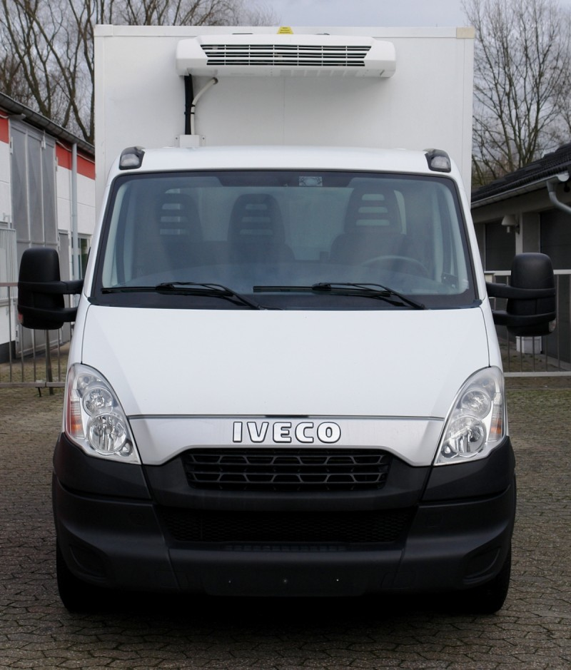 Iveco Daily 35S13 Tiefkühlkoffer Thermoking V300 MAX EURO5