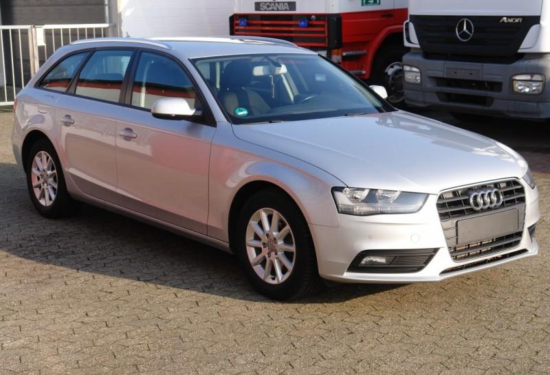 Audi A4 Avant 20 Tdi Dpf Multitronic Attraction Euro5 Tüv Preis