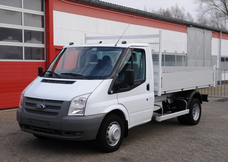 Ford - Camion Benne transit 2.2 TDCI EURO5