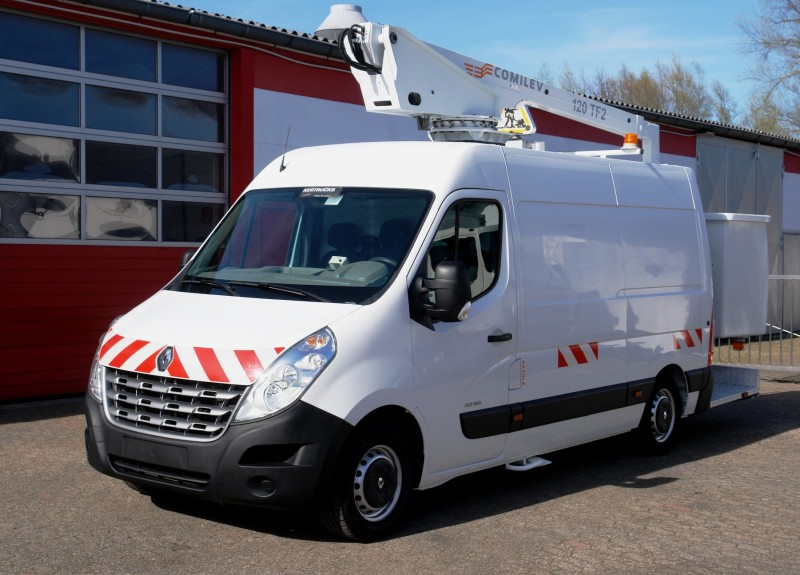 Renault - Master 125dCi nacelle plate-forme 12m! panier 200kg!