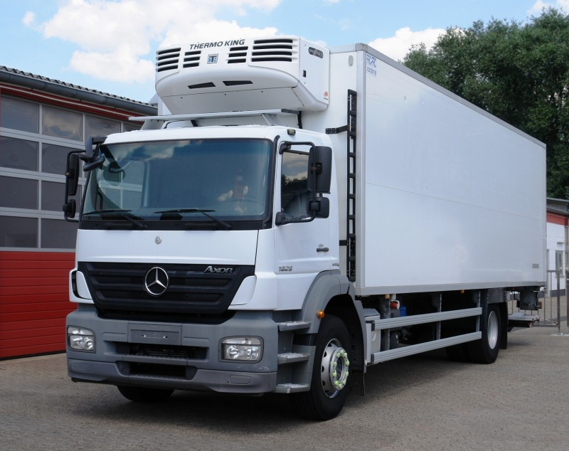 Mercedes-Benz - Mercedes-Benz Axor 1829 NL Frogo 8,90m Thermoking Spectrum TS Manuel Clim! Hayon!