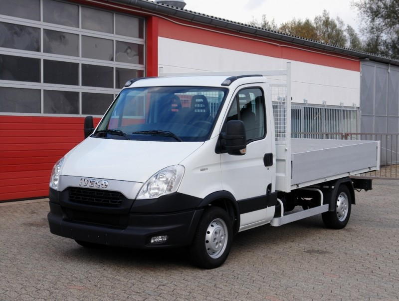 Iveco - Daily 35S11Flatbed 3.20m climate EURO5 TÜV new!