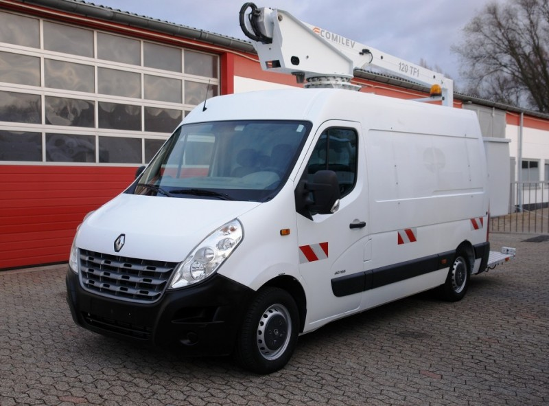 Renault - Master 125dCi nacelle  EN120TF1 12m Suspension pneumatique ar.!