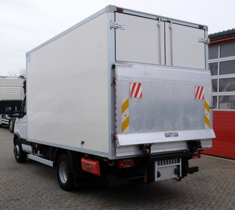 Iveco Daily 70C17 Tiefkühlkoffer 4,10m Carrier Xarios 600Mt LBW EURO5 TÜV neu!