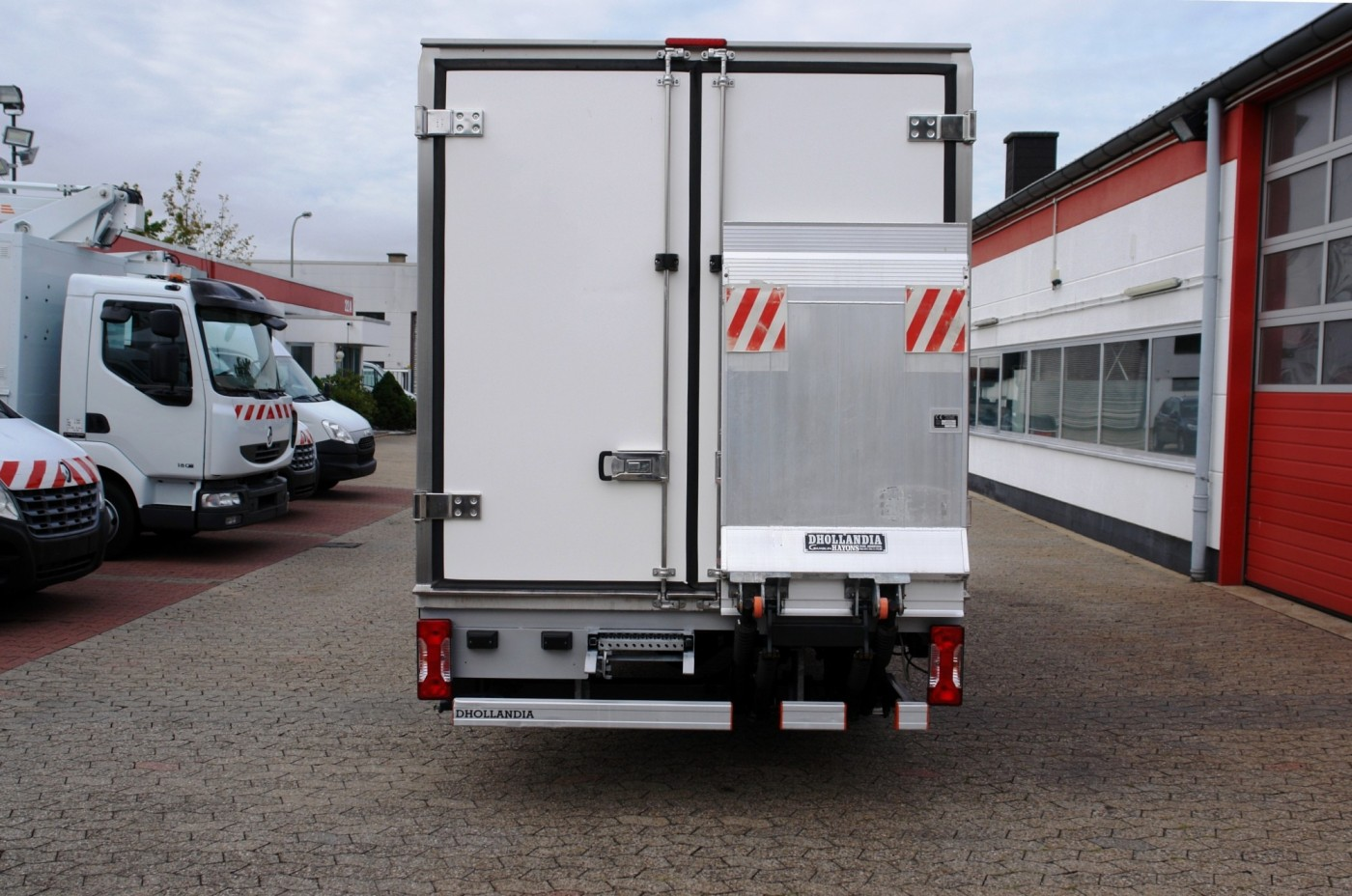 Iveco Daily 35S13 Tiefkühlkoffer 3,65m Thermoking V300MAX LBW EURO5B+ TÜV neu!
