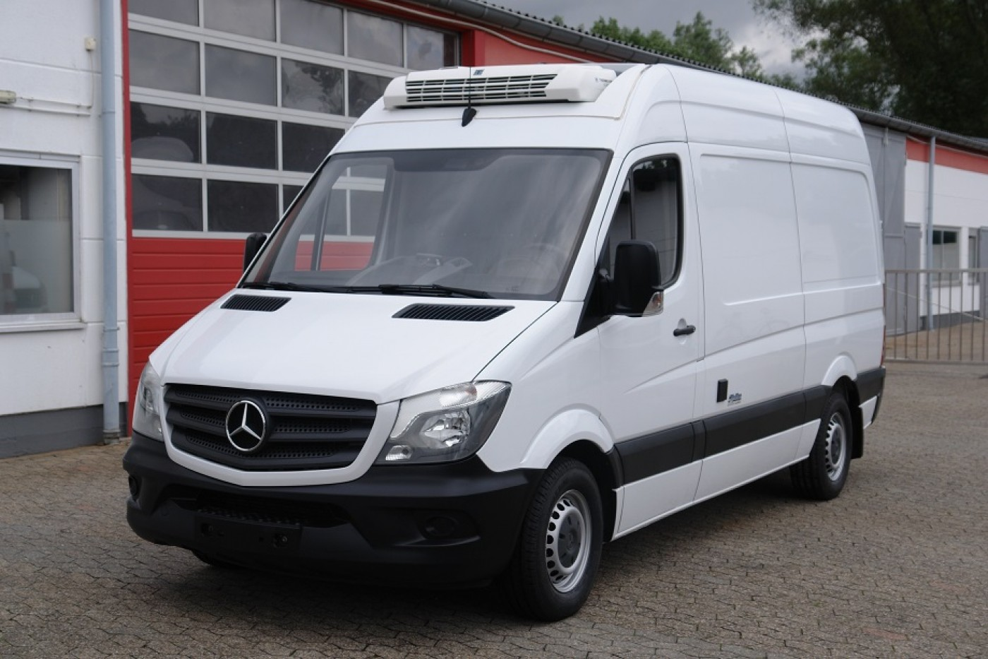 Mercedes-Benz - Sprinter 313 CDI Furgone frigo Thermo King V300MAX