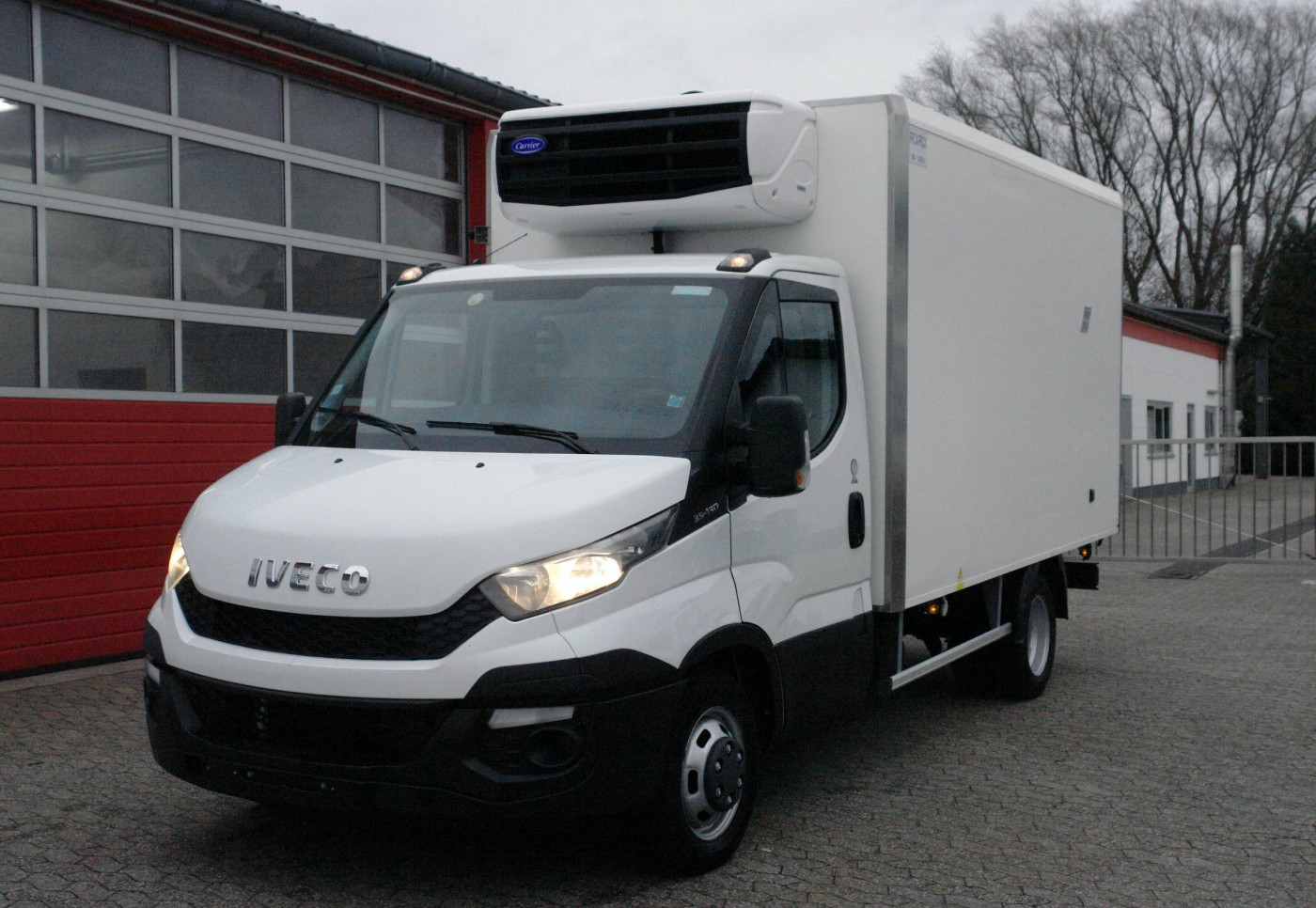 Iveco - Daily caisse frigorifique Carrier Xarios 600 Bi-Temperature EURO 5