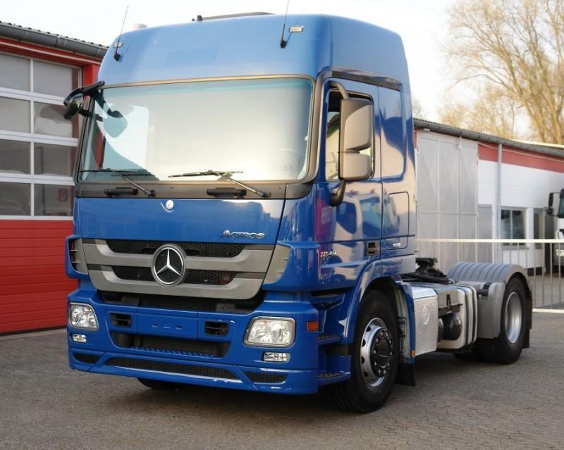 Mercedes-Benz Actros 1844 LS hydraulics retarder EURO5 TÜV