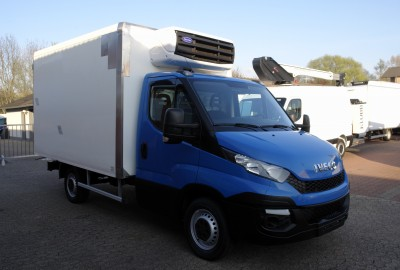 Iveco Daily 35S13 Tiefkühlkoffer Carrier Xarios 600 EURO 5 TÜV