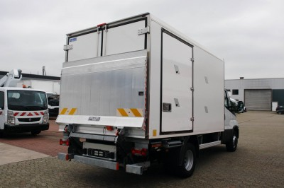 Iveco Daily 70C17 Tiefkühlkoffer -32°C Thermo King V-600MAX Ladebordwand EURO5